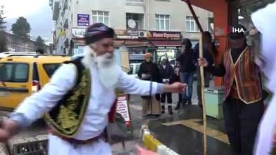 Tunceli'nin geleneksel 'Gağan' etkinliği renkli görüntülere sahne oldu
