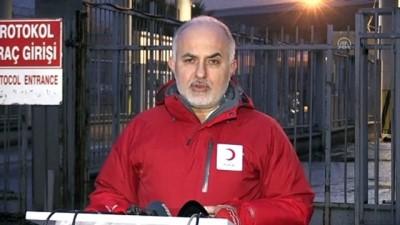 Türk Kızılay Genel Başkanı Kınık'tan İdlib için insani yardım çağrısı - HATAY