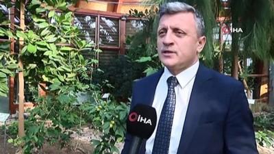 Türkiye'nin ilk ve tek Tıbbi ve Aromatik Bitkiler Merkezi'nde 15 çeşit bitki toplanıp işleniyor