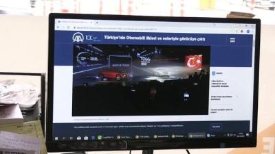 'Türkiye'nin Otomobili' toplumun her kesiminden beğeni topladı - ŞANLIURFA/KİLİS