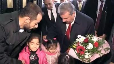 BBP Genel Başkanı Destici'den Libya tezkeresine destek - ŞANLIURFA