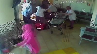 Doktor ve sağlık ekibinin zamanında müdahalesi hayat kurtardı - YALOVA