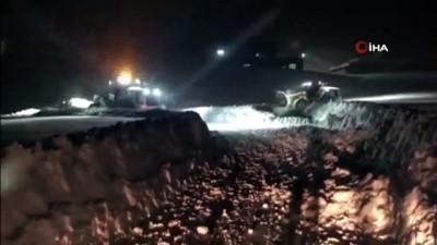 - Hakkari'de 21 köy ve 67 mezra yolu ulaşıma kapandı