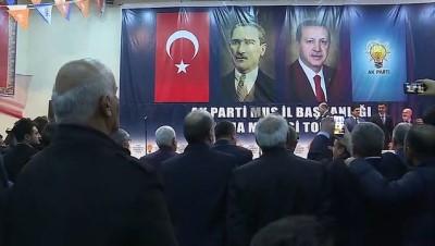 Soylu: 'Emperyalizm yeni bir süreç üretti' - MUŞ