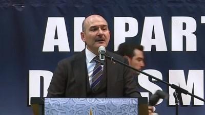 Soylu: 'Millet 2002'de makas değiştirdi ' - MUŞ