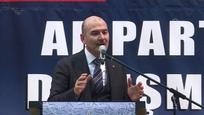 Soylu: 'Türkiye bugün artık stratejik bir güçtür' - MUŞ