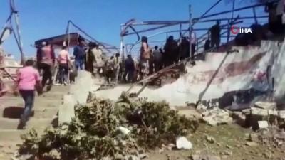 - Yemen'de askeri mezuniyet törenine saldırı: 10 ölü