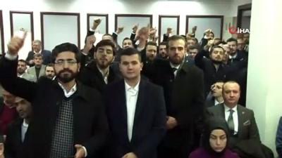 Yeniden Refah Partisi 2019 yılının son il başkanları toplantısını gerçekleştirdi