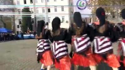 3 bin üniversite öğrencisi hamsi festivalinde buluştu