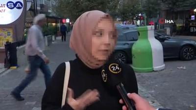 Beşiktaş'ta başörtülü öğretmene saldırıya 4 yıla kadar hapis istemi