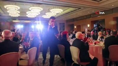 Beşiktaş yeni yıl buluşmasının ilki gerçekleşti