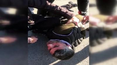 Dolandırıcılar 'Kimlik bilgilerinizle kuyumcu soymuşlar' dedi yaşlı kadını polis ekipleri kurtardı
