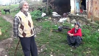 İnegöl'de ibretlik bir hikaye... Komşusuna yardıma gitti, iki gözünü, bir elini kaybetti ama hayata küsmedi