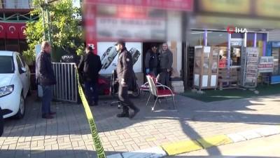 silahli catisma -  Oto kiralama dükkanında silahlı çatışmada vurulan baba hayatını kaybetti