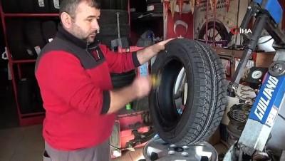 Uzmanından uyarı: '4 mevsim lastikler kış kullanımına uygun değil'