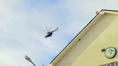 kayip dagci -  Zirve yolunda 33'üncü saatte kayıp dağcılara ait kafa ışığı bulundu