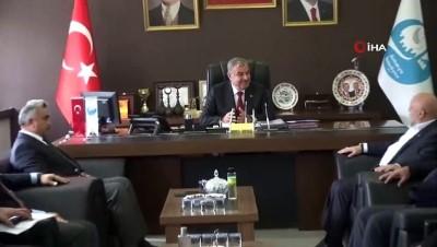 Antakya Belediyesi ile Hizmet İş Sendikası toplu iş sözleşmesi imzaladı