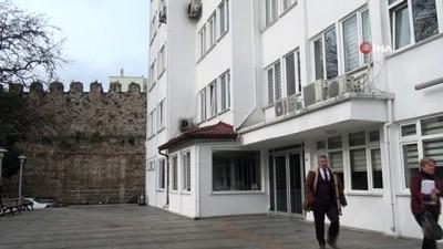 adliye binasi -  Barış Ayhan'dan belediye binası açıklaması