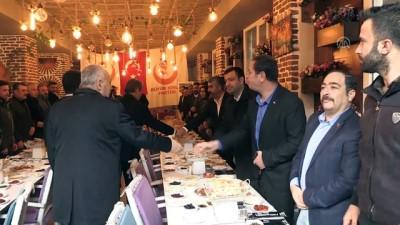 BBP Genel Başkanı Destici'den teröre karşı birlik ve beraberlik vurgusu - MARDİN