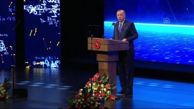 arastirmaci - Cumhurbaşkanı Erdoğan: 'Türkiye'nin AB'ye ödeyeceği katkı payı, ülkemizdeki araştırmacılar için kullanılacak' - ANKARA