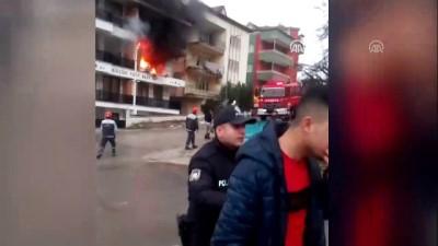 Denizli'de patlama: 6 yaralı (5)