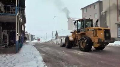 Doğu Anadolu'da kış etkisini gösteriyor - TUNCELİ
