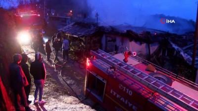 Komşular müdahale edemedi, 95 yaşındaki şahıs çıkan yangında can verdi