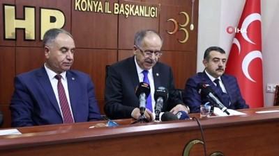 """MHP Genel Başkan Yardımcısı Kalaycı: """"Türkiye'nin bir erken seçime ihtiyacı yok"""""""