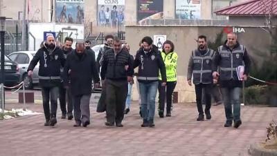 6 ilde aranan hırsızlık şebekesi Sivas'ta yakayı ele verdi