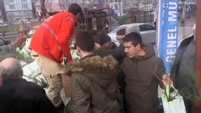 'Ağaç kesme, fidan dik' kampanyasıyla 10 bin fidan dağıtıldı - KAHRAMANMARAŞ