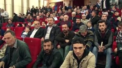 Antalya'da Mekke'nin Fethi'nin yıldönümü kutlamaları