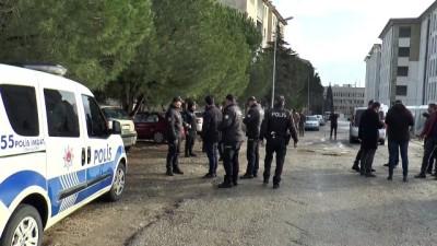 ozel harekat polisleri - Denizli'de silahlı kavgaya karışan iki kişi gözaltına alındı