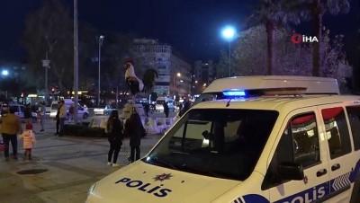 Denizli'de yaklaşık bin 200 polis yılbaşı güvenliğini sağlayacak
