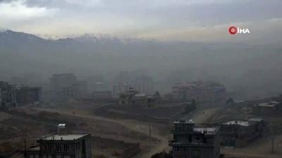 - Kabil'de hava kirliliği hayatı olumsuz etkiliyor