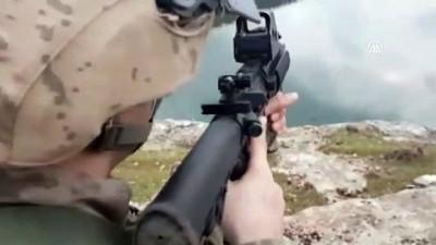 plastik patlayici - Terör örgütü PKK'ya yönelik operasyonda patlayıcı malzemeler ele geçirildi - SİİRT