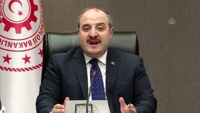 Varank: 'TSE aracılığıyla bugüne kadar 487 helal belgesi verildi' - ANKARA