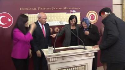 """CHP'li Çakırözer: """"Arabuluculuk ve uzlaştırma, şiddet ile zedelenen aile hukukunda uygulanamaz'"""