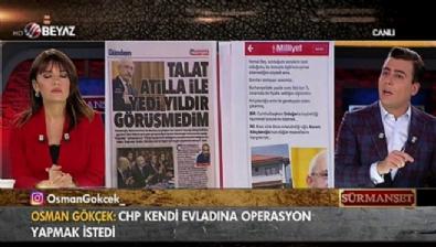 Osman Gökçek: 'Kılıçdaroğlu'nun disipline sevk edilmesi gerekiyor'