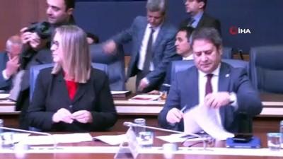 Dışişleri Komisyonu Libya ile yapılan mutabakatı görüşmek üzere toplandı
