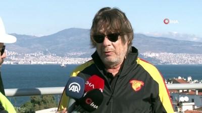 Mehmet Sepil: 'Bu statta her zaman Avrupa'yı kovalayacak bir Göztepe olacak'