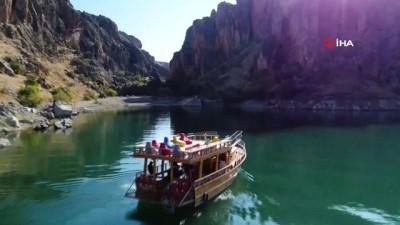 kanyon -  Doğa harikası 'Saklıkapı' ve 'Karaleylek' kanyonları tescilleniyor