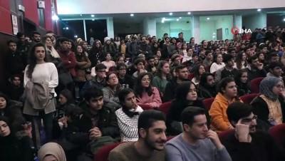 Mardinli öğrencilerden bilim konferansına yoğun ilgi