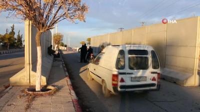 - Tel Abyad'da güvenlik önlemleri kapsamında kontrol noktaları koydu