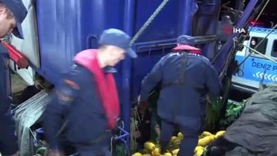 'Balık' denetiminde 13 ton balığa el konuldu