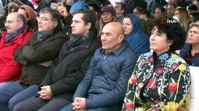yangin yeri -  İzmir'de doğan her çocuk için bir fidan dikilecek