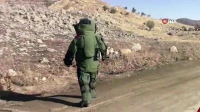 Şırnak'ta kadın bomba imha uzmanı şehit düştü Haberi