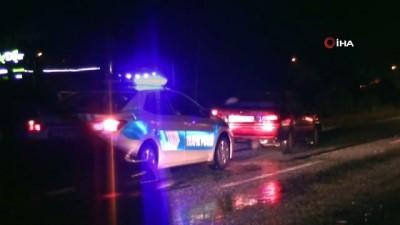 alkollu surucu -  Alkollü ve ehliyetsiz sürücü polisi kandıramadı