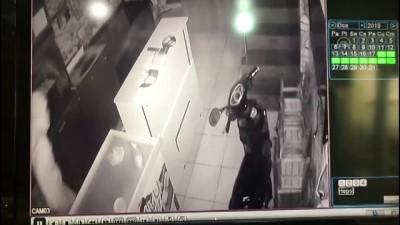 Bozuk para hırsızlığı güvenlik kamerasında - ADIYAMAN