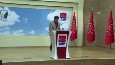 CHP'den Bursa'da veba salgını iddiası - ANKARA