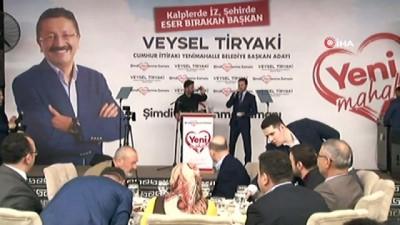 """mufettis -  İçişleri Bakanı Süleyman Soylu:'HDP, bal gibi zillet ve illet ittifakına dahildir, dolayısıyla PKK da dahildir"""""""